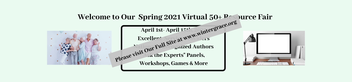 Spring 2021 Virtual 50+ Resource Fair